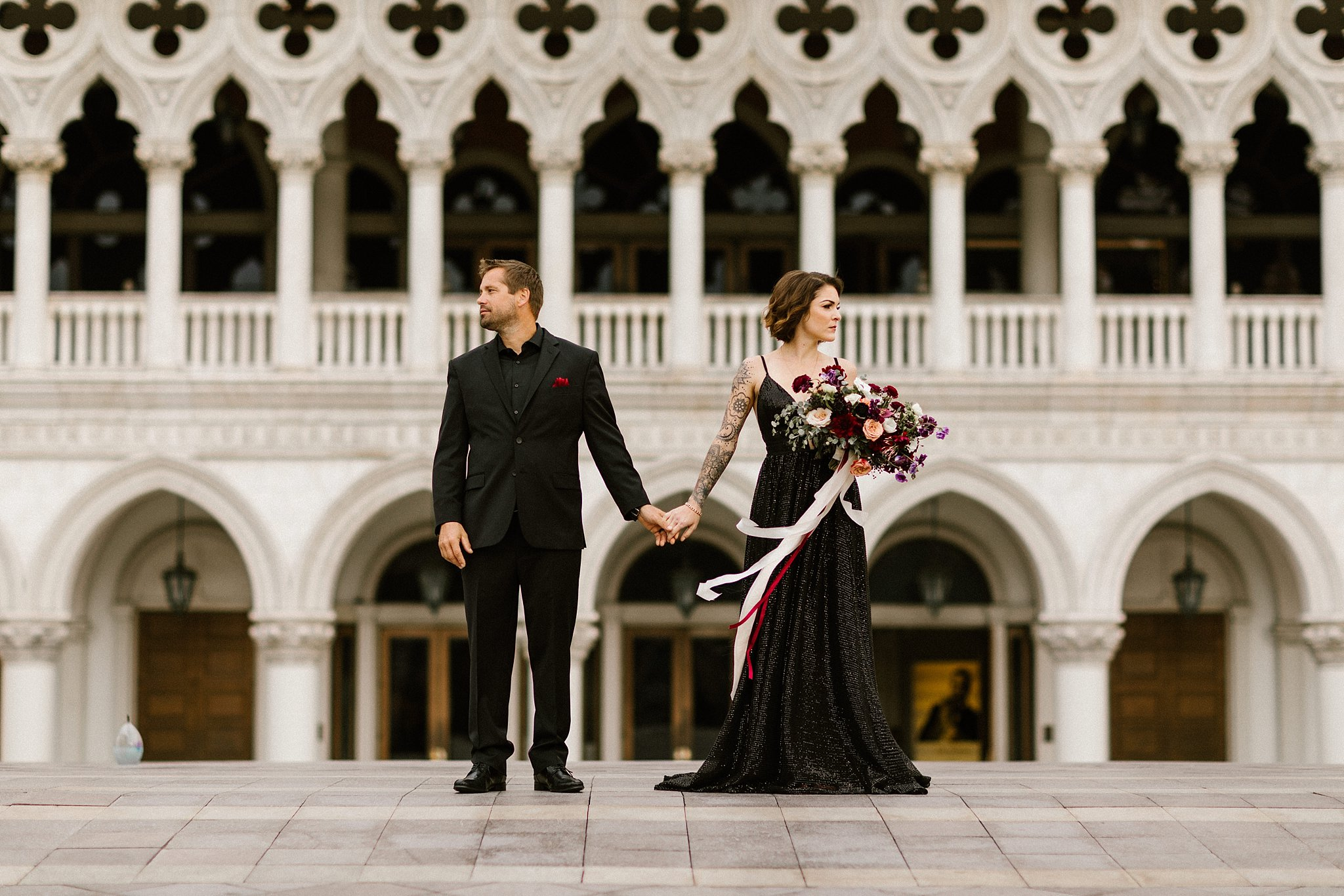 Kiersten & Mike // Las Vegas Elopement at The Venetian