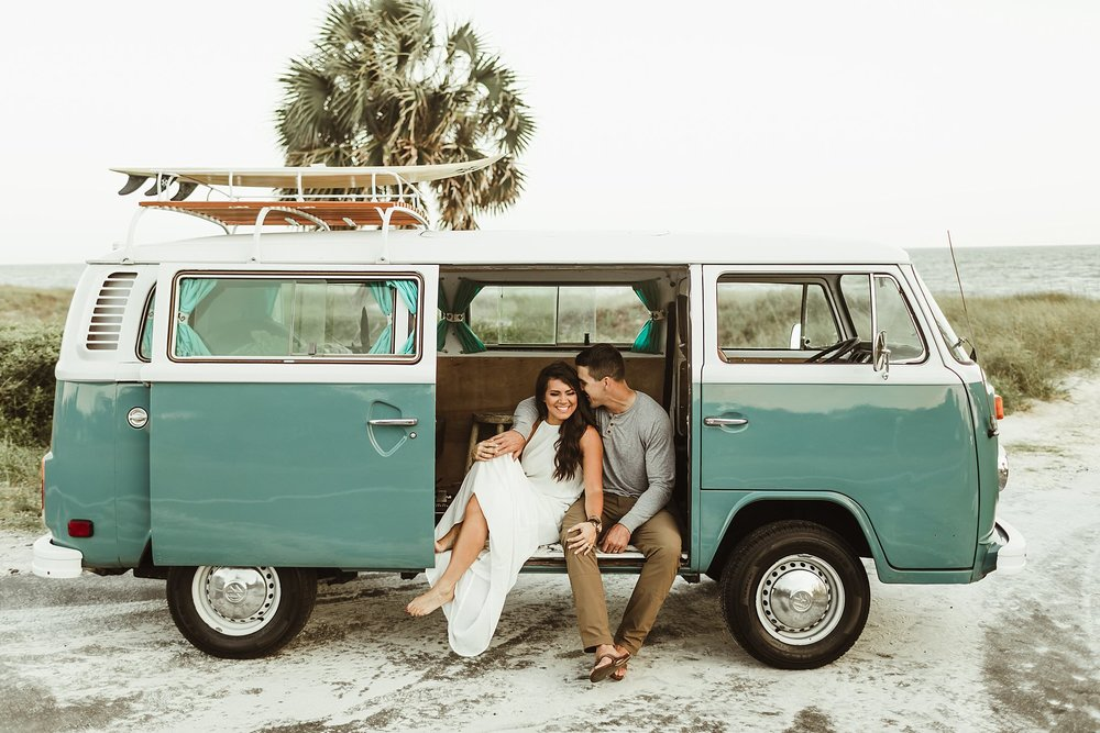 Mexico Beach Florida Vow Renewal