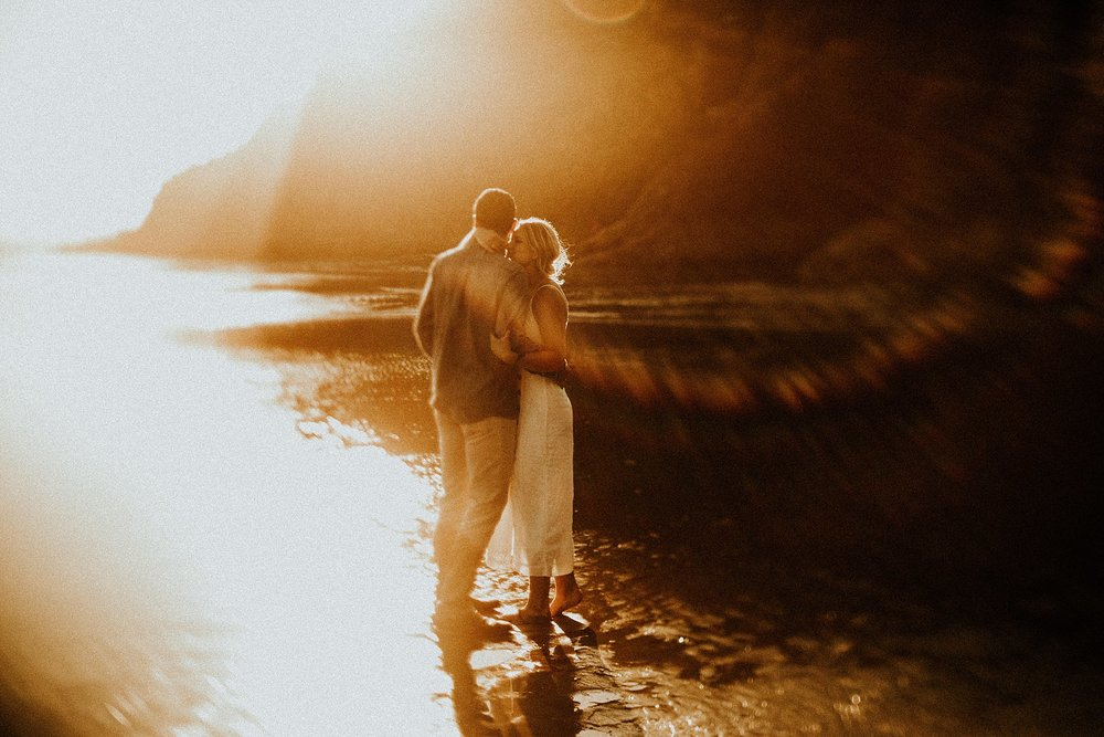summer wedding photographer in Portland