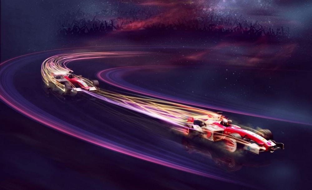 Singtel – F1