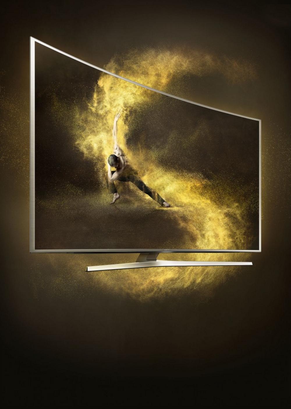 Samsung TV Dynamic – Gold Dust
