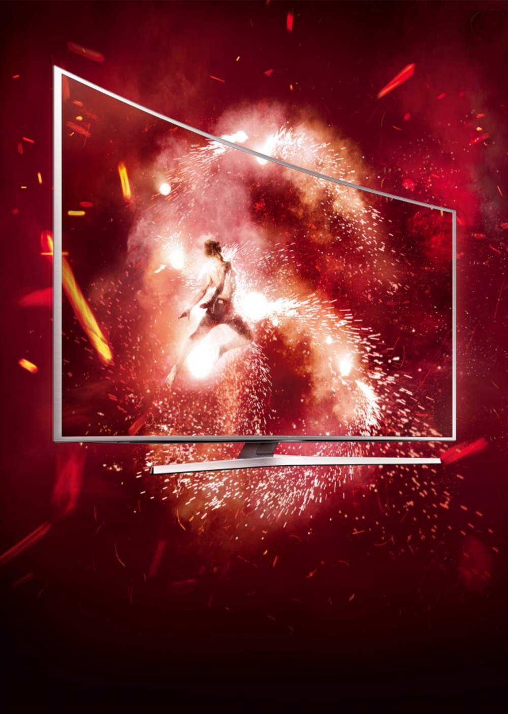 Samsung TV Dynamic – Fireworks