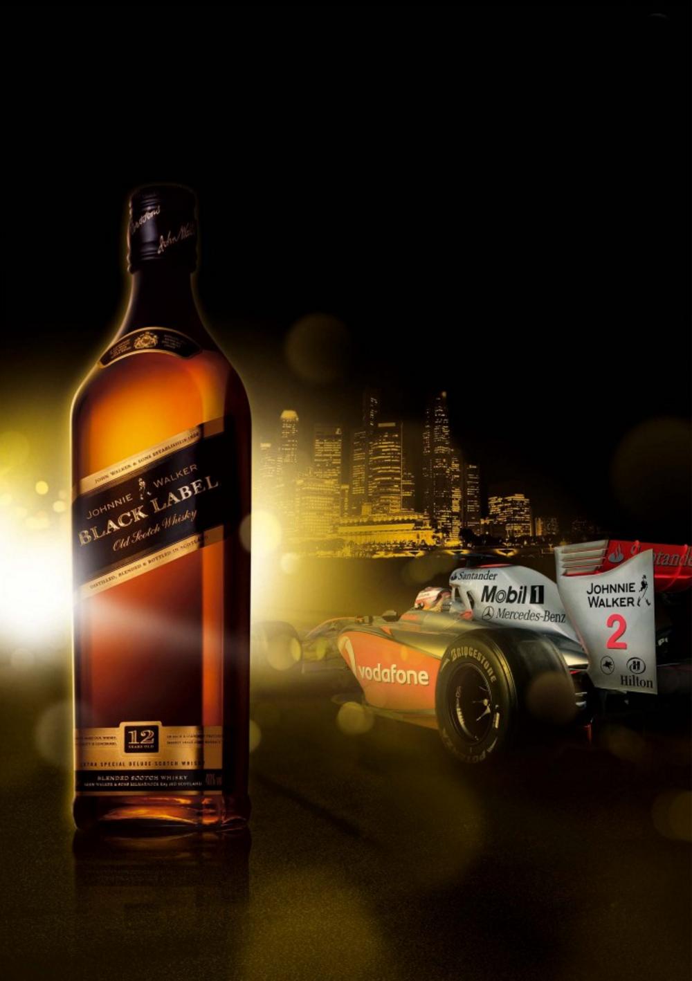 Johnnie Walker –F1