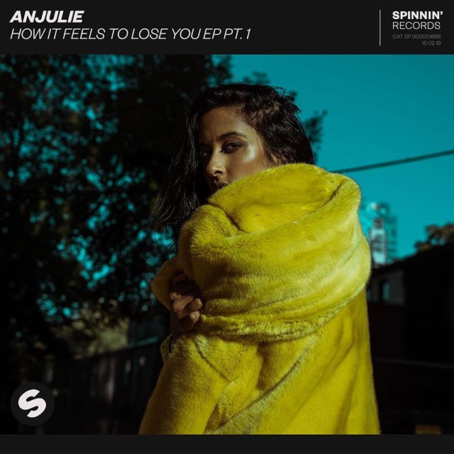 Excited to part of this EP. out today!! @anjuliemusic