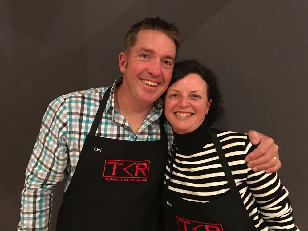 A bit of local fun! Tairua Kitchen Rules!!!