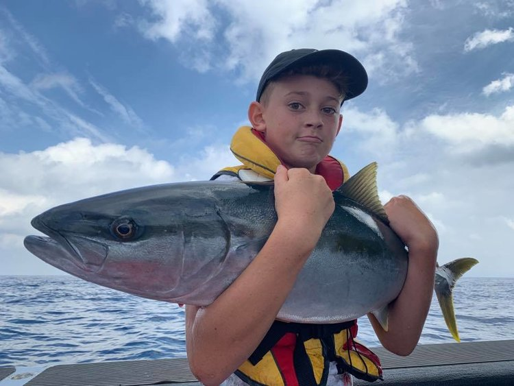 Provider Fishing Charters - Take the family on a fishing adventure to remember with the best fishing guides in the business. The team at Provider are all about catching a feed of fresh fish, checking out our awesome coastal scenery, and enjoying a good feed at the end of the day. Check out more