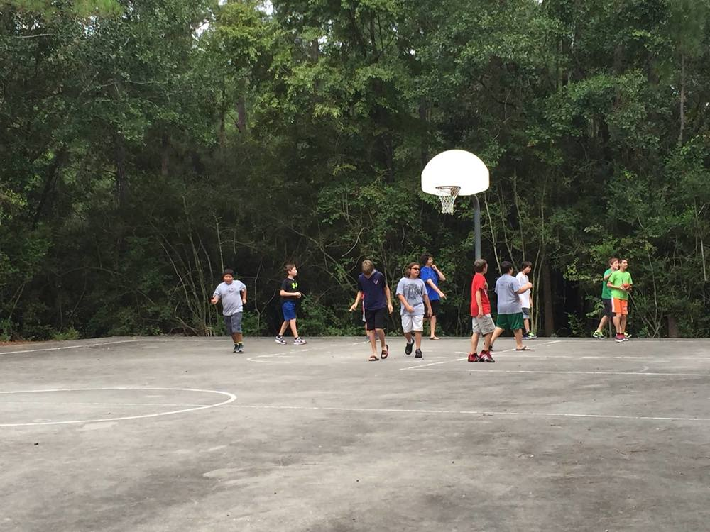 Basketball (at nearby Shadowbend Park)