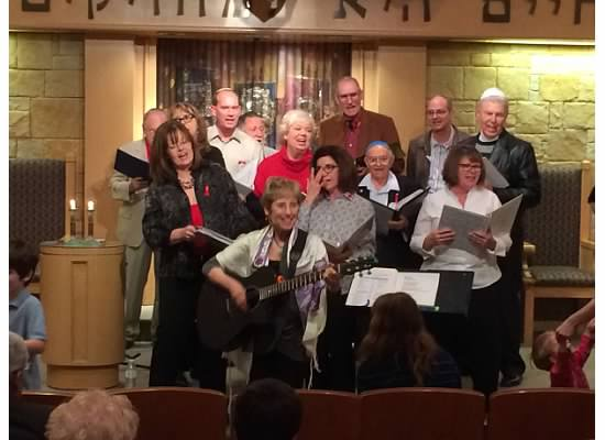 Adult Choir with Ellen Allard