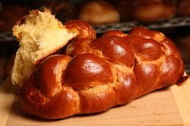 Braided Challah [Egg Bread]