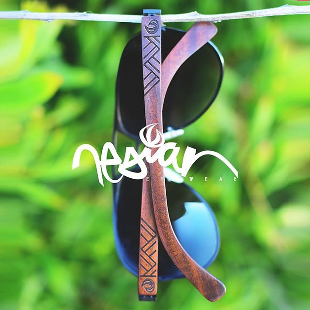 Had to take this out and hang it to dry for a minute! #Aloha NEVER looked so good!  Grab a pair of #Nesian #Shades right now starting at $80(47 left!!)! Click the link on our bio! #NesianShades