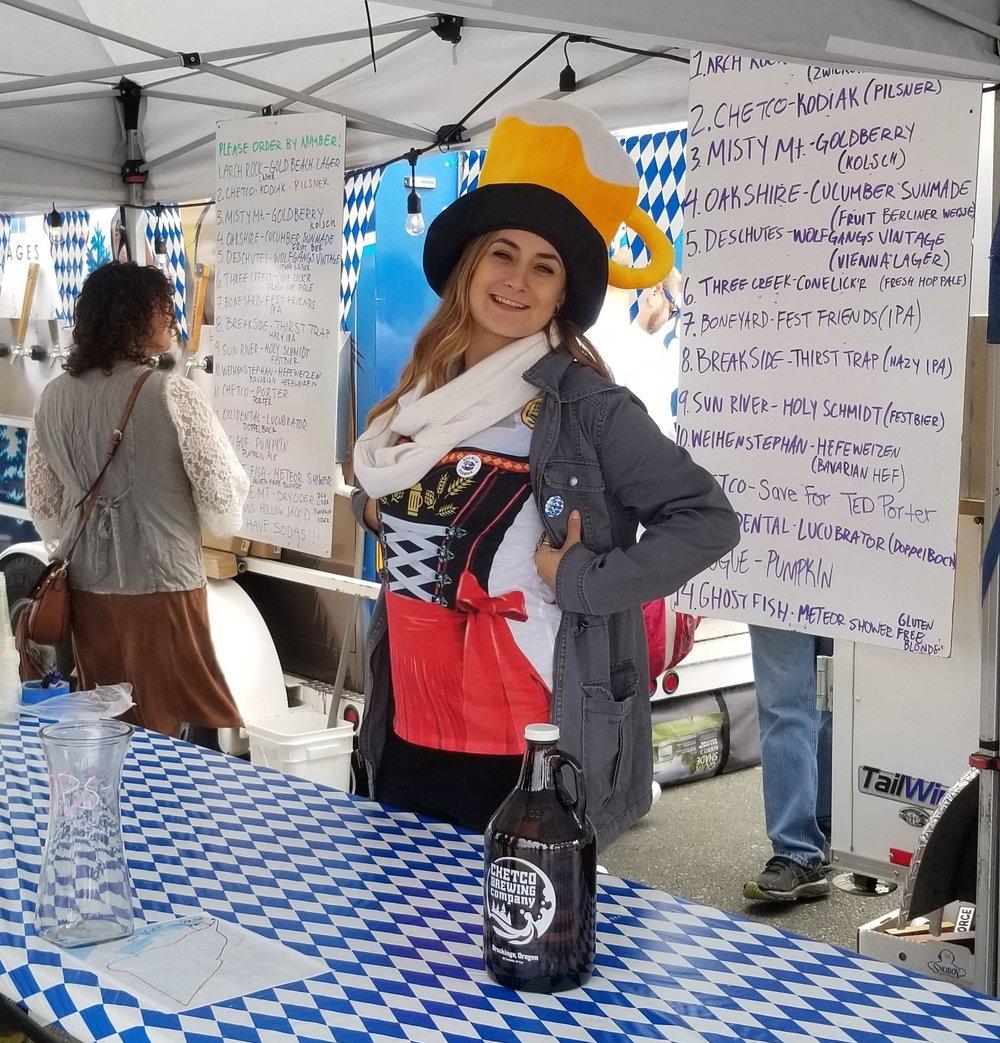 4th Annual Brookings Oktoberfest