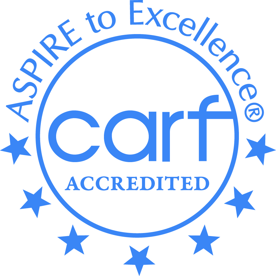 - Diamonds On The Rise has been CARF accredited for our Psychiatric Rehabilitation Program for minors and adults. This achievement is an indication of our organization's dedication and commitment to improving the quality of the lives of the persons served.