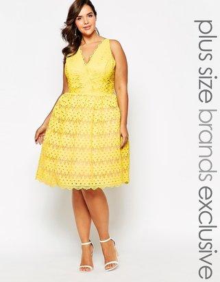 Chi Chi Chi Plus Dress
