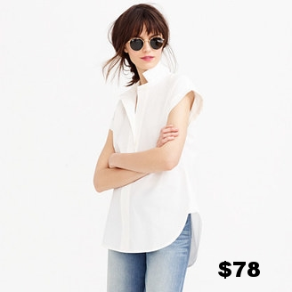 Jcrew Short Sleeve Popover Shirt.jpg