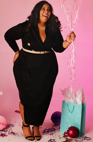 Garner Style Cosmo Chic That Hayet Rida Plus Size Blogger Rebdolls .jpg