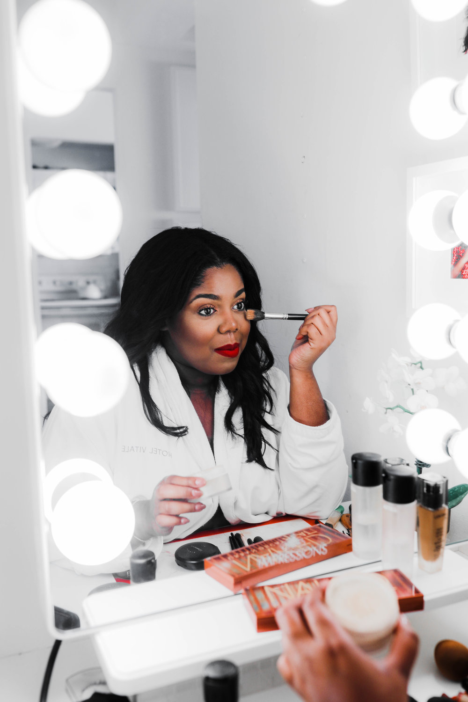 Hayet Rida Chicago Beauty Blogger Impressions Vanity Mirror Melanin Beauty Makeup Dark skin 10.jpg