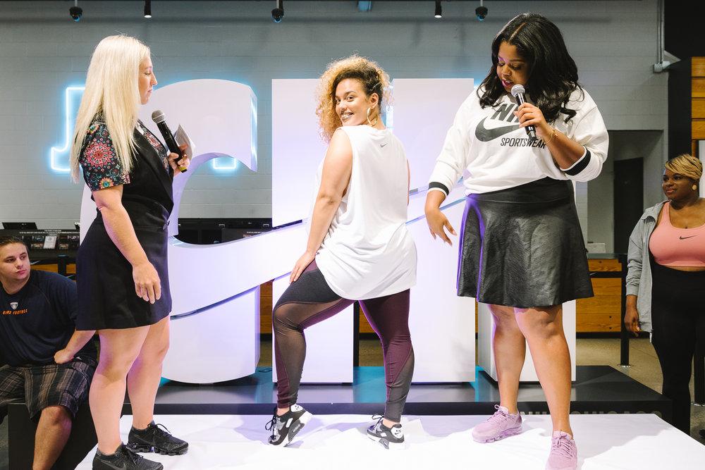Hayet Rida Chicago Nike Plus Size Line Event Fashion Lifestyle Blogger Nike Air Society Vapor Max 61.jpg