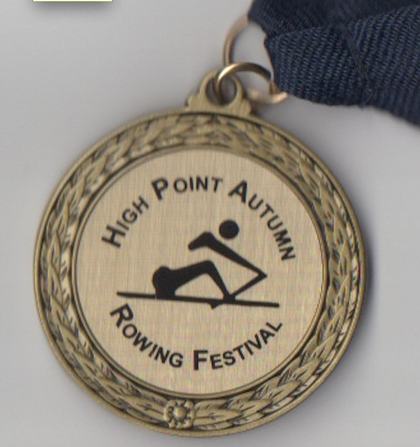 The first CHAOS Gold Medal: Masters M2x