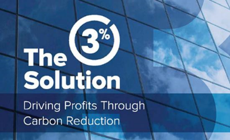 The 3% Solution is a comprehensive guide on how U.S. businessescan decrease carbon consumption while staying profitable.