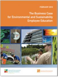This publication takes a more in-depth look at specific examples where companies saved money, improved efficiency, built strongerrelations — or succeeded in doing all three — through E&S education programs, presenting a compelling business case for knowledgeable employees.