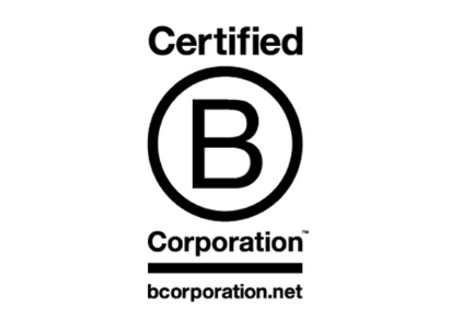 B Corp is to business what Fair Trade Certification is to coffee or USDA Organic Certification is to Milk. B Corps are certified by the nonprofit B Lab to meet rigorous standards of social and environmental performance, accountability, and transparency. Today, there is a growing community of more than 1,000 Certified B Corps from 33 countries and over 60 industries working together  toward one unifying goal: to redefine success in business.