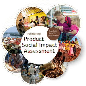 Starting in early 2013, this working group aimed to i) consolidate principles for product social sustainability assessment and harmonize approaches, ii) align with other global initiatives and share with other companies and iii) develop solutions for cross-cutting implementation issues. The results of the first two phases of the Roundtable for Product Social Metrics are documented in this handbook, which proposes a practical methodology for organisations to assess the social impacts of products, building on existing standards at global level. In addition, given the Roundtable's wish to achieve broader consensus and credibility, this document reflects the development process as well as the end results.