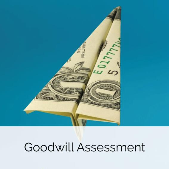Goodwill Assesment