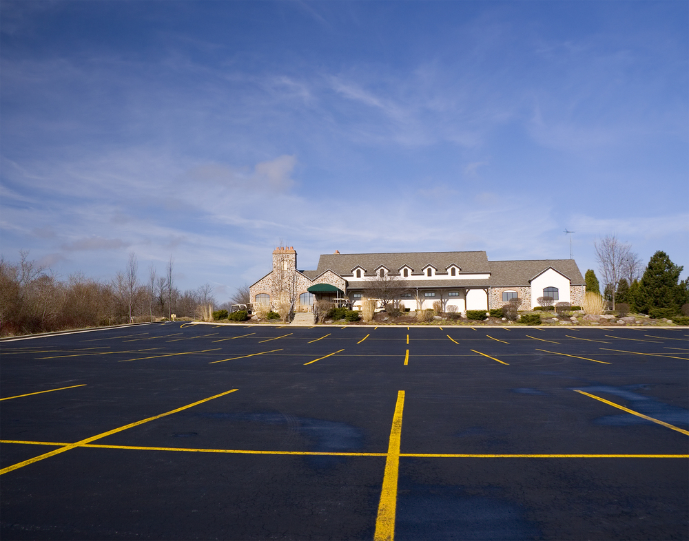 clubhouse parking lot