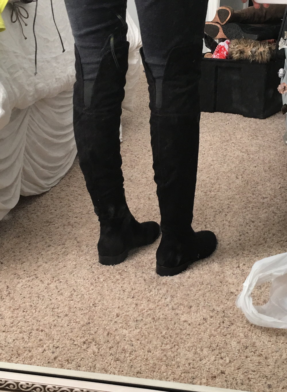 b4a14ea4c8d I ordered them because of the price but didn t expect to like them as much  as I did. I think they actually mimic the SW boots a ...