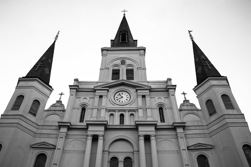 This series examines the presence of death and spirituality in everyday life in New Orleans.