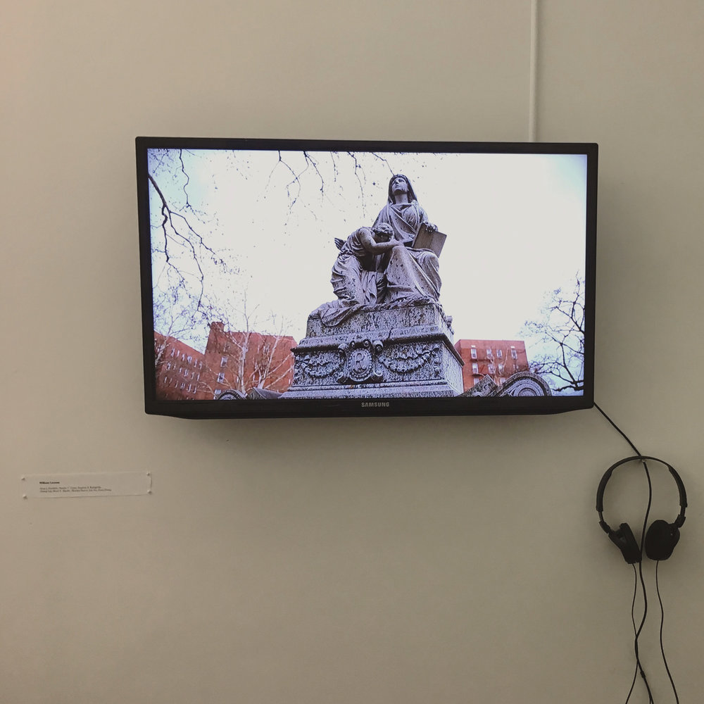 Fall Video II Exhibition