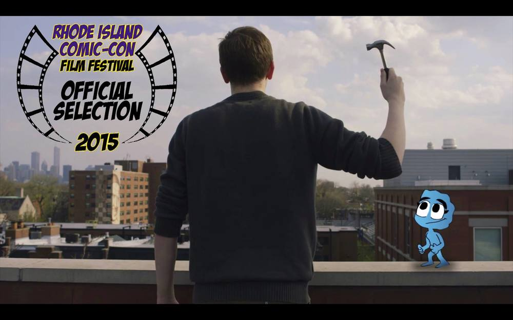 THE CREATOR has been selected for the 2015 Rhode Island Comic Con Film Festival
