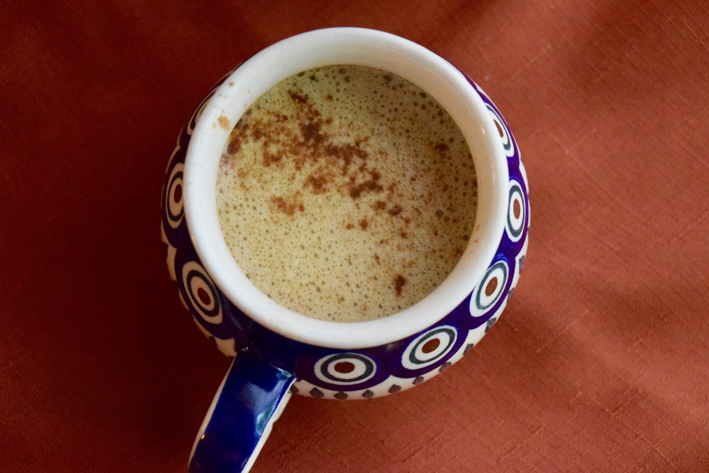 Pumpkin Spice Butter Coffee