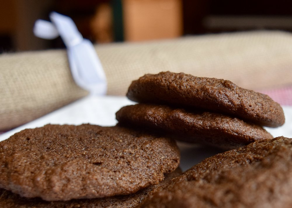 cinnamon cookies vanilla bean fourth and heart ghee paleo primal