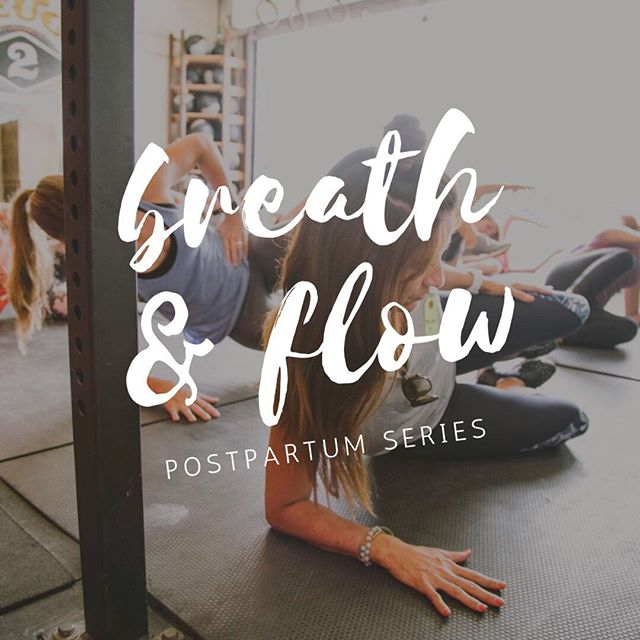 Where did this month go?! Our March Breath & Flow series starts MONDAY. Like. In a week. Whaaaaa?⁣ ⁣ ⁣ There are 3 spots left for mamas looking to consciously return to exercise postpartum. We aren't about that body back bullshit. We are all about connecting with and celebrating your postpartum body. ⁣ ⁣ Join us Mondays in March from 10-11am at @doula_love_wellness_center ⁣ ⁣ Register at neportland.birthfit.com! ⁣ ⁣ ⁣ #birthfit #birthfitneportland #mindset #fitness #nutrition #chiropractic #postpartum #postpartumfitness #postpartumbody #postpartumjourney #bodyafterbaby #strongmom #momswholift #slowisfast #thatmomlife #postpartumseries #fitmomsofig