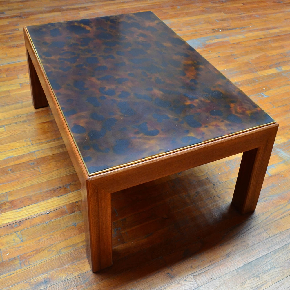 ABEULO COCKTAIL TABLE–TORTOISE