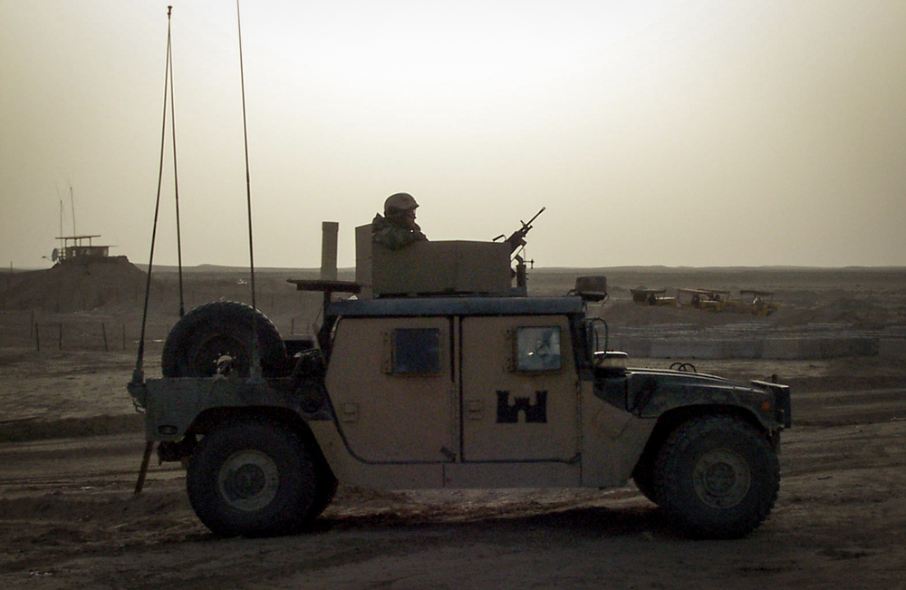 MSR Patrol 30jan05