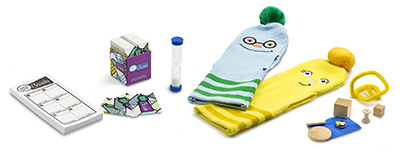Sock Puppet Accesories