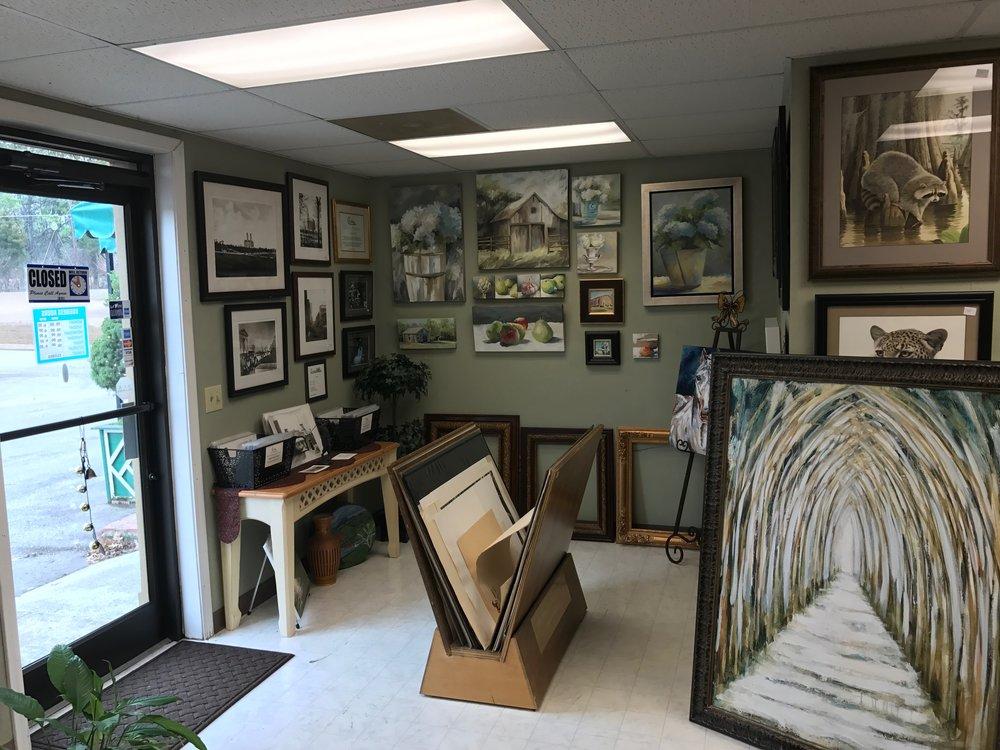 Ann's Glengary Framing