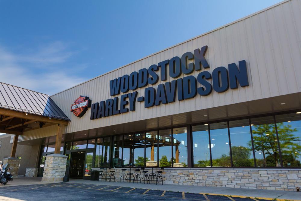 Woodstock Harley Davidson Woodstock IL Illinois