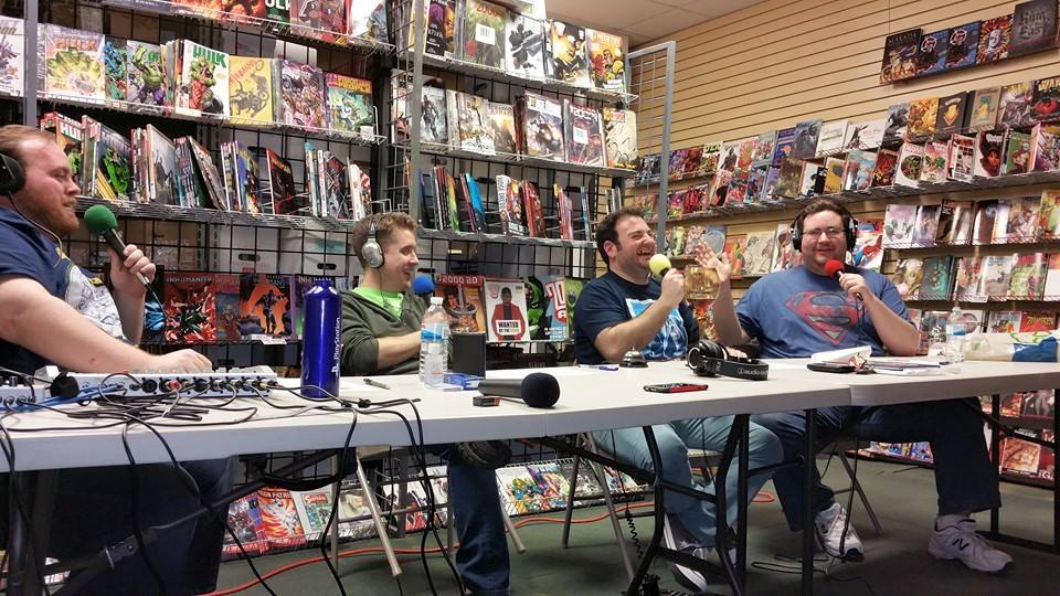 Super Live Adventure Podcast