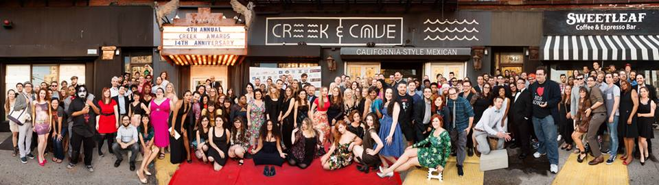 The 4th Annual Creek Awards