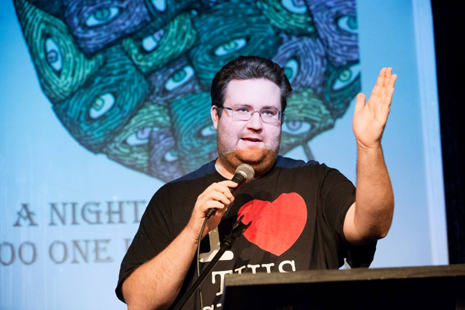 A night of 100 One Liners: Erik Bergstrom Fundraiser!