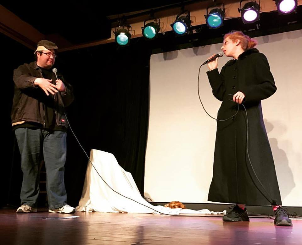 Spooky Bits : Comedy Show and Costume Contest