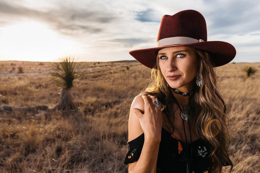 Katy Jade - Marfa, TX