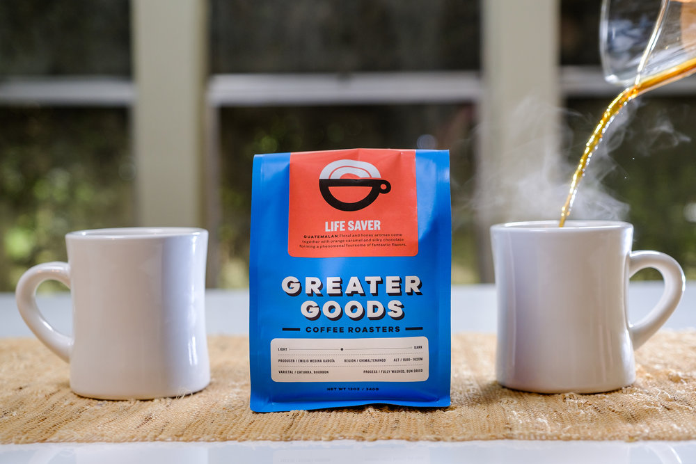 Greater Goods Coffee Roasters
