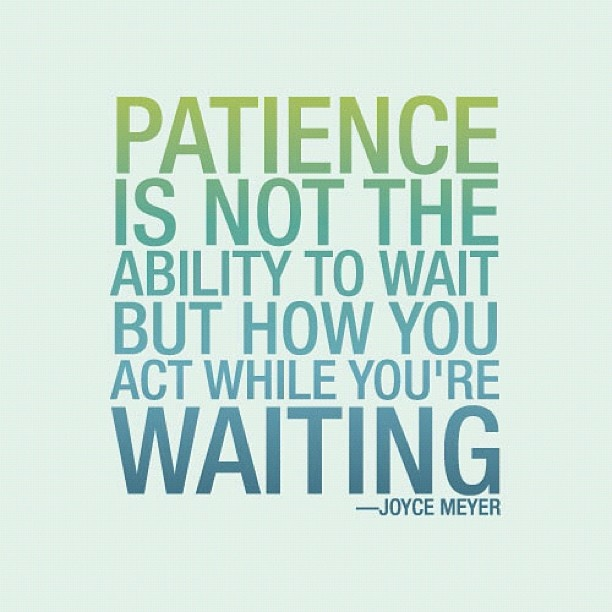 Patience_JoyceMeyer