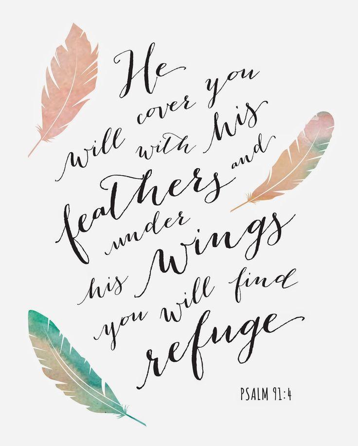 Psalm91:4