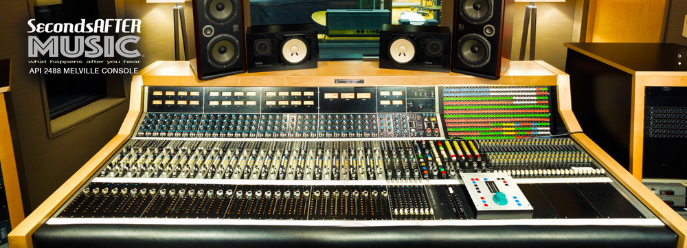 API 2488 RECORDING CONSOLE - STUDIO SOUTH