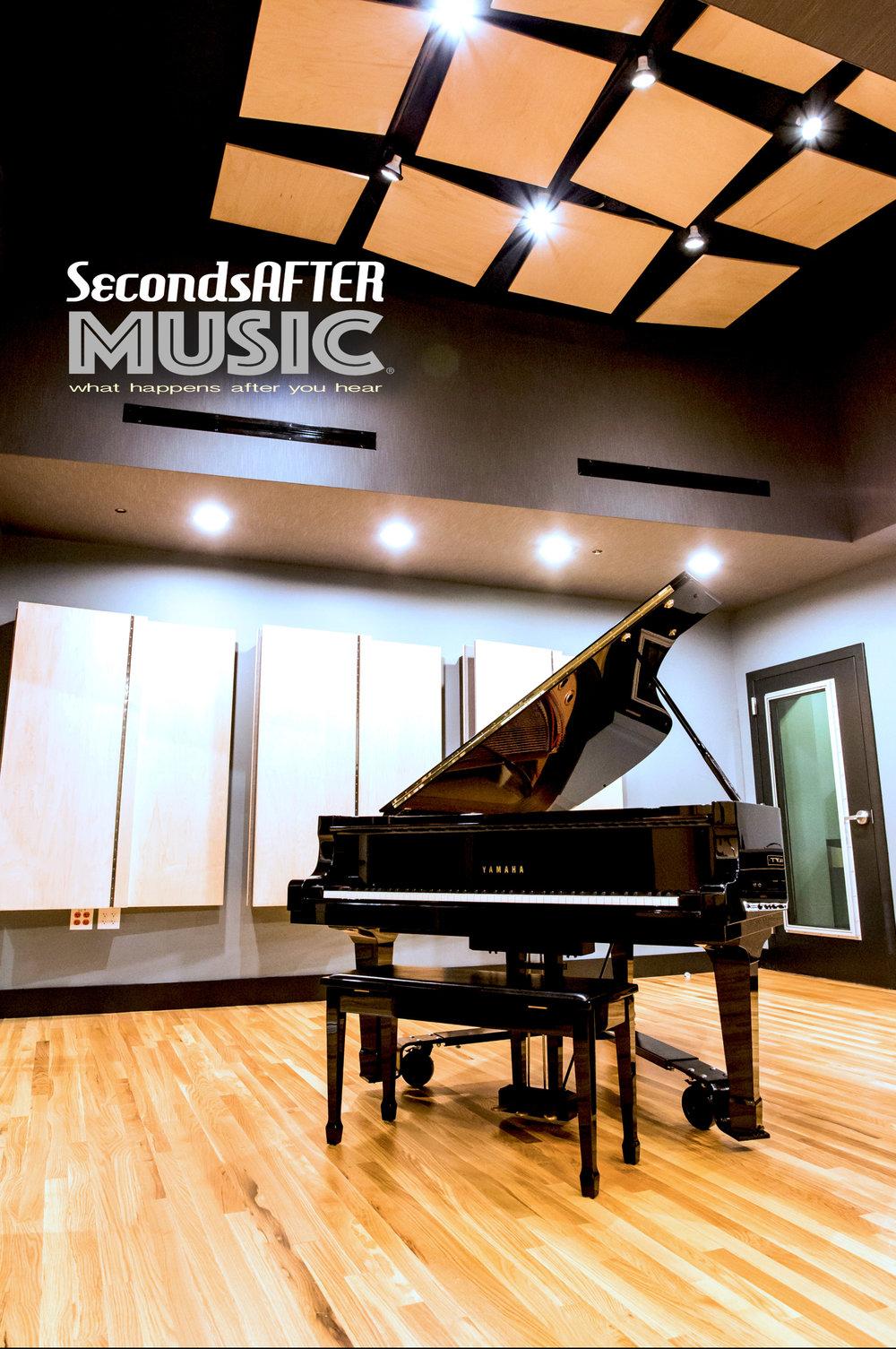 Yamaha C-7 Conservatory Grand Piano